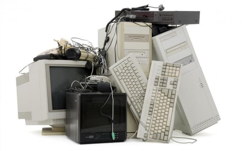 E-Waste Drop-Off Collection Event!