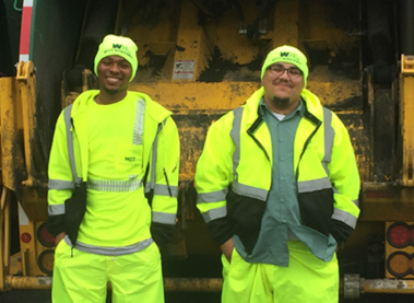 Civicorps featured in Waste Management Blog!